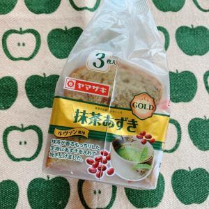 抹茶あずきゴールド☆ヤマザキ