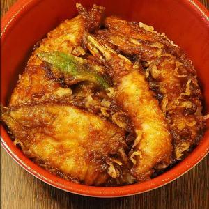 天ぷら 中山の黒天丼をテイクアウト@日本橋人形町