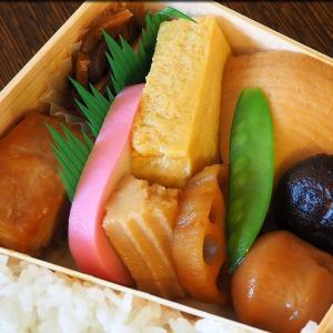 日本橋弁松総本店のお弁当と、三越のライオン