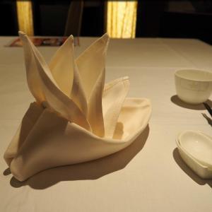 夕飯は桂花苑@ロイヤルパークホテル