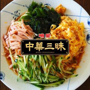 好きなのは明星 中華三昧 赤坂璃宮 涼麺