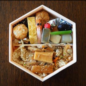 亀戸升本のお弁当はミニすみだ川