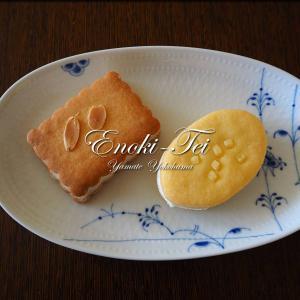 横浜山手・洋菓子のえの木ていのフロマージュサンド&マロンサンド