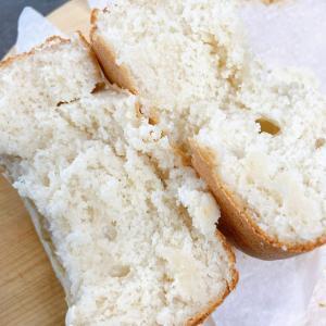 ふわふわ米粉パン♪