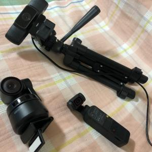webカメラ…いろいろ