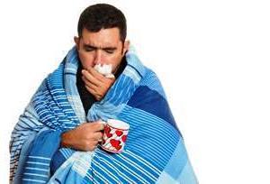 a cold なのに the flu?