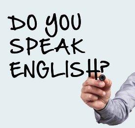 """Do you speak English?"" にどう答える?"