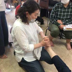 【8月】若石健康法 台湾式 足もみ&よもぎ蒸しのお知らせ