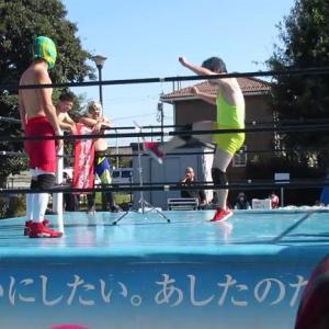 【プロレス】「オレンジフェスマッチ2019」(11/10)