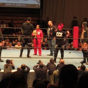【プロレス】Fight Club Pro(1/7)