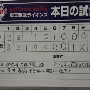 【野球】パ・リーグ「埼玉西武対東北楽天」(8/14)