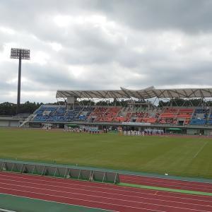 【サッカー】J3リーグ「SC相模原対カターレ富山」(9/27)