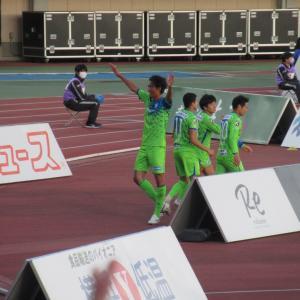 【サッカー】J1リーグ「湘南ベルマーレ対横浜FC」(10/31)