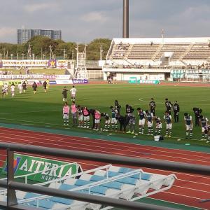 【サッカー】J3リーグ「SC相模原対藤枝MYFC」(11/3)