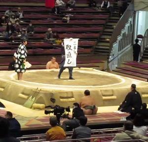 【大相撲】大相撲十一月場所「二番後取り直し」(11/18)
