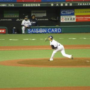 【野球】パ・リーグ「埼玉西武対千葉ロッテ」(4/4)