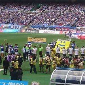 【サッカー】J1リーグ「横浜Fマリノス対ヴィッセル神戸」(5/18)