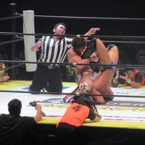 【プロレス】DDTプロレスリング「Wrestle Peter Pan 2019」(7/15)