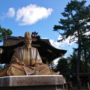 豊国神社(京都市東山区) 太閤秀吉さんをお詣りして勝負運を頂きます!