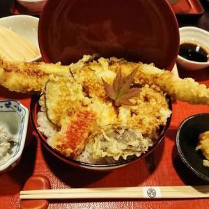 まさにパワーフード! 『浜松うなぎ天丼』お値段以上の価値あり!でした。