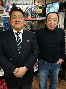 19R1.12/13(金)晴れ-椎名町駅街頭-区政連絡会-歯科検診-ケア