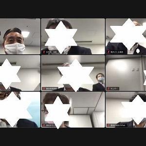 20R2.07/22(水)くもり・雨-正副幹事長会オンライン-議員団会議-地域オンライン会議