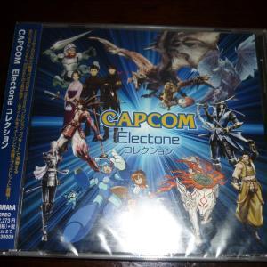 CD「CAPCOM Electone コレクション」発売、「大逆転裁判」楽曲収録