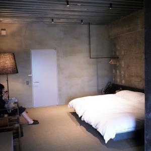 「松本十帖 松本本箱」プレオープンで宿泊 ヒノキの露天風呂が最高なお部屋編
