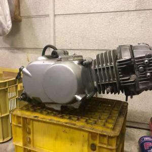 また久しぶりにロンシン125コンプリートエンジンを製作販売します