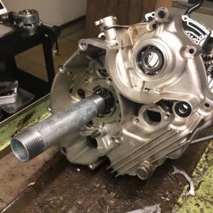 1P60の4バルブエンジンの取り扱いを始めました