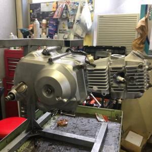 やっぱ国産のエンジンは中華と違った佇まいがある