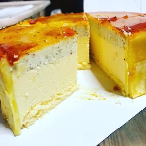 ほっくりお芋を味わいつくすケーキ「とりいさん家の芋ケーキ」
