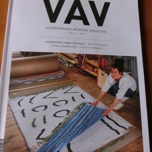 VAV最新号届いています