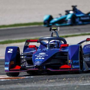 【FE】2019/20年の公式テスト始まる。初日はバード最速、メルセデスとポルシェは苦戦