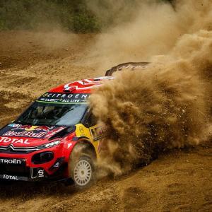 【WRC】衝撃! シトロエンが2019年限りでのシリーズ撤退を発表