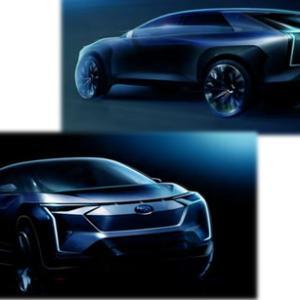スバル、長期目標発表。SUVモデルのEVを2020年代前半に投入へ