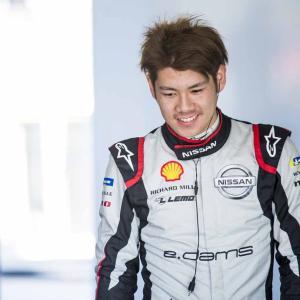 【FE】高星、キャシディなど日本ゆかりのドライバーも多数参加。FEルーキーテスト参加者一覧