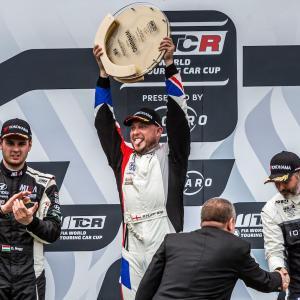 【WTCR】ロブ・ハフが実質的引退を宣言。15年におよぶツーリングカー世界戦での活動に幕