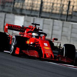 F1バルセロナテスト2 結果・タイム(2日目・午前)