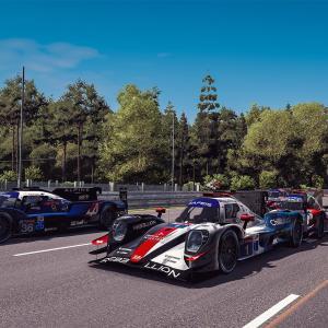 【WEC】ル・マン24時間バーチャル:1号車レベリオン・ウイリアムズがレースを制圧