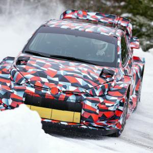 【WRC】トヨタ、2021年の新型ラリーカー投入を見送り。チームはテストで活動再開