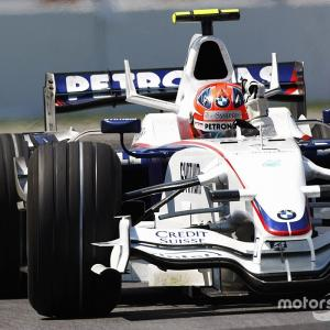 ロバート・クビサ、F1で唯一勝利を挙げた2008年を回顧「チャンピオンを狙えたはず」
