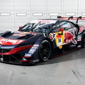 【SUPER GT】富士公式テストのエントリー更新。16号車のエントリー名変更など