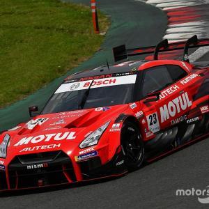 【SUPER GT】クインタレッリ、新型GT-Rの進歩に太鼓判「2014年以降で最高のクルマ」