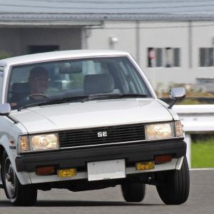 「FRカローラ最終型のディーゼル搭載モデル」リッター20キロは固い元祖エコカーか!?