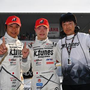 【SUPER GT】阪口晴南がGT500クラス参戦、それに伴い脇阪薫一がGT300へ復帰
