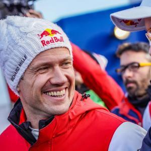 【WRC】オジエ、トヨタとの2021年再契約に意欲。引退撤回の意向にラリー界も歓迎