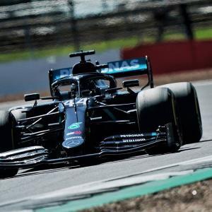 F1イギリスGP 予選:ハミルトンPP獲得でメルセデスが1列目独占