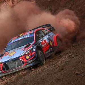 【WRC】第5戦トルコ シェイクダウン:過酷なラリー・トルコ開幕。ヌービルがサス破損も最速