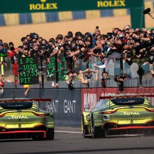 【WEC】LMGTEプロクラス : 優勝のティンクネル、フェラーリとの攻防「いたちごっこ」